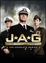 JAG: The Complete Series [55 Discs]