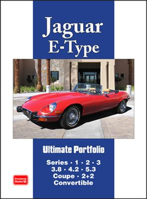 Jaguar E-Type - Clarke, R (Compiled by)