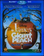James and the Giant Peach [Special Edition] [2 Discs] [Blu-ray/DVD]