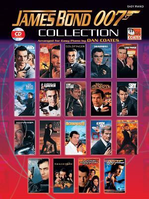 James Bond 007 Collection: Book & CD - Coates, Dan