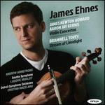 James Newton Howard, Aaron Jay Kernis: Violin Concertos