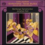 Jan�cek: Sinfonietta; Taras Bulba