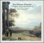 Jan Dismas Zelenka: Orchestral Works, Vol. 2