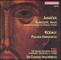 Janacek: Glagolitic Mass, etc. - Peter Svensson (tenor); Randi Stene (alto); Tina Kiberg (soprano); Ulrik Cold (bass); Copenhagen Boys' Choir (choir, chorus);...