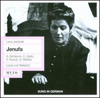 Janacek: Jenufa - Anny Schlemm (vocals); Barbara Wittelsberger (vocals); Christa Emde (vocals); Christel Goltz (vocals); Ernst Kozub (vocals);...