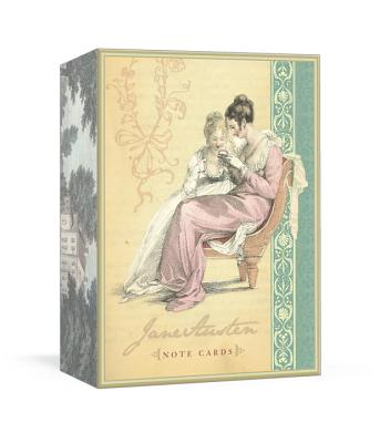 Jane Austen Note Cards - Potter Style (Creator)