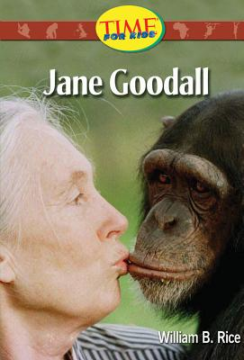 Jane Goodall - Rice, William B