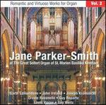 Jane Parker-Smith at the Great Seifert Organ of St. Marien Basilika Kevelaer
