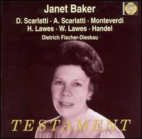 Janet Baker Sings - Dietrich Fischer-Dieskau (baritone); George Malcolm (harpsichord); George Malcolm (continuo); Janet Baker (mezzo-soprano);...