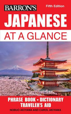 Japanese at a Glance - Akiyama, Nobuo