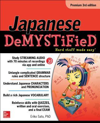 Japanese Demystified - Sato, Eriko, PH.D.