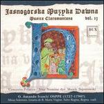 Jasnogórska Muzyka Dawna: Musica Claromontana, Vol. 13