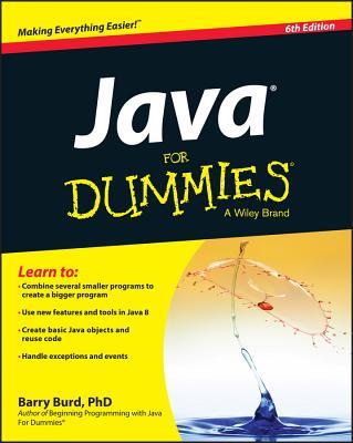 Java for Dummies - Burd, Barry, PH.D.