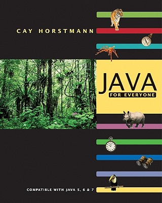 Java for Everyone - Horstmann, Cay S