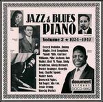 Jazz & Blues Piano, Vol. 2: 1924-1947