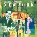 Jazz Classics in Digital Stereo, Vol. 3: New York