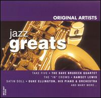 Jazz Greats [Madacy] - Various Artists