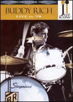 Jazz Icons: Buddy Rich - Live in '78