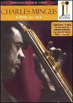 Jazz Icons: Charles Mingus - Live in '64