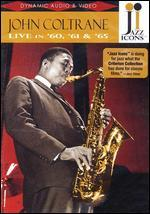 Jazz Icons: John Coltrane - Live in '60, '61 and '65 -