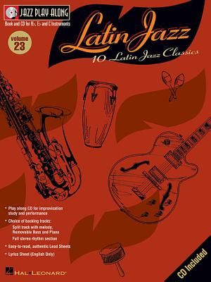 Jazz Play Along: Volume 23 - Latin Jazz -
