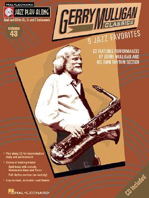 Jazz Play Along: Volume 43 - Gerry Mulligan - Mulligan, Gerry (Creator)