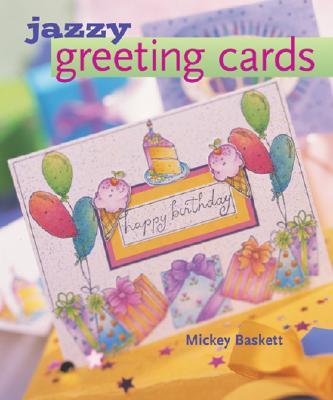 Jazzy Greeting Cards - Baskett, Mickey