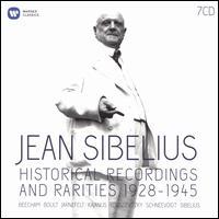 Jean Sibelius: Historical Recordings and Rarities 1928-1948 - Anja Ignatius (violin); Budapest Quartet; Eileen Joyce (piano); Emil Telmanyi (violin); Galina Werschenska (piano);...