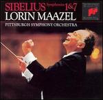 Jean Sibelius: Symphonies Nos. 1 & 7