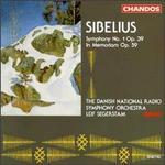Jean Sibelius: Symphony No. 1, Op. 39/In Memoriam, Op. 59