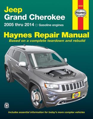 Jeep Grand Cherokee Automotive Repair Manual - Haynes Publishing