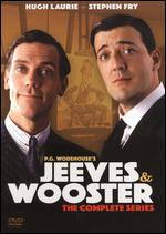 Jeeves & Wooster: The Complete Series [8 Discs] - Robert Young