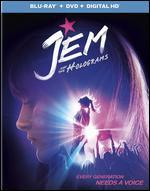 Jem and the Holograms [Blu-ray/DVD] [2 Discs[