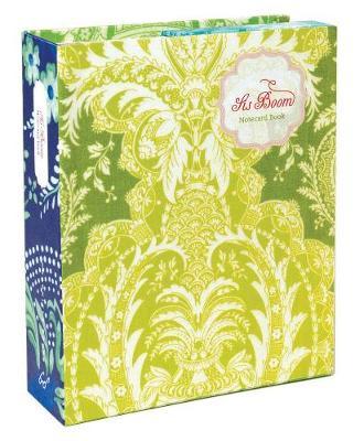 Jennifer Paganelli Sis Boom Notecard Book - Jennifer Paganelli