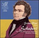 Jerome Rose plays Schubert: Posthumous Sonatas & Wanderer Fantasie