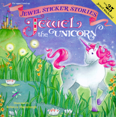 Jewel the Unicorn - Jackson, Brenda