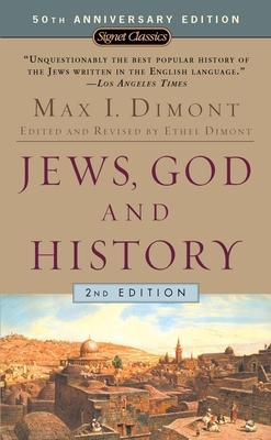 Jews, God, and History - Dimont, Max I