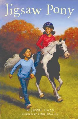 Jigsaw Pony - Haas, Jessie