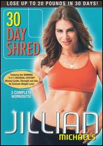Jillian Michaels: 30 Day Shred - Andrea Ambandos