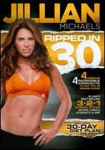 Jillian Michaels: Ripped in 30 -