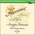 Joachim Andersen: Morceaux pour la flùte avec accompagnement de piano