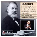 Joachim: Overtures, Op. Nos. 4 & 7/Violin Concerto In D
