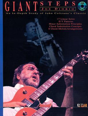 Joe Diorio -- Giant Steps: An In-Depth Study of John Coltrane's Classic, Book & CD - Diorio, Joe