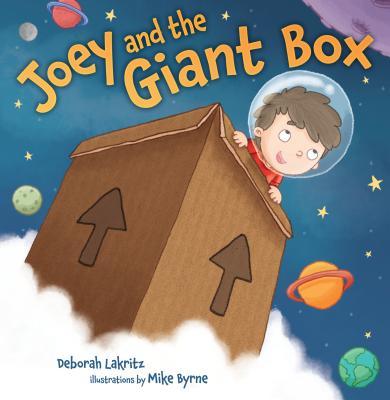 Joey and the Giant Box - Lakritz, Deborah
