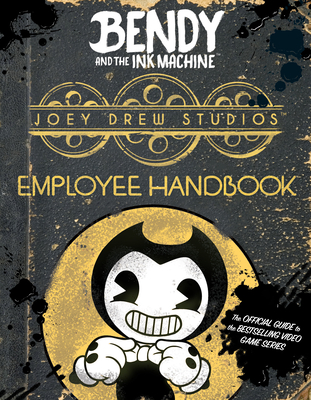 Joey Drew Studios Employee Handbook (Bendy and the Ink Machine) - Spinner, Cala