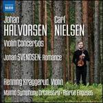 Johan Halvorsen, Carl Nielsen: Violin Concertos