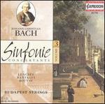 Johann Christian Bach: Sinfonie Concertanti, Vol. 3