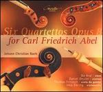 Johann Christian Bach: Six Quartettos Op. 8 for Carl Friedrich Abel