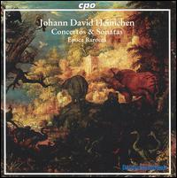 Johann David Heinichen: Concerto & Sonatas - Alessandro Piqué (oboe); Epoca Barocca; Sergio Azzolini (bassoon)