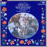 Johann Ernst Eberlin: Sacred Choral Music